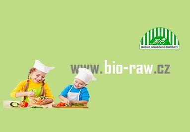 BIO RAW produkty z USA